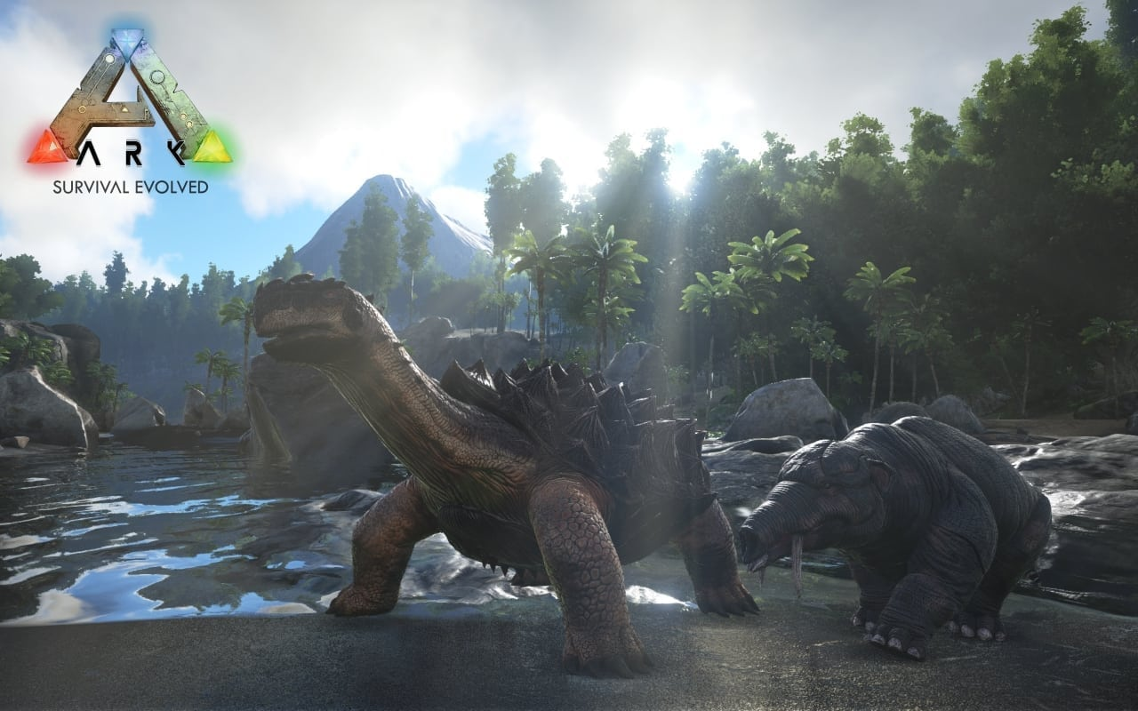 ARK Screenshot