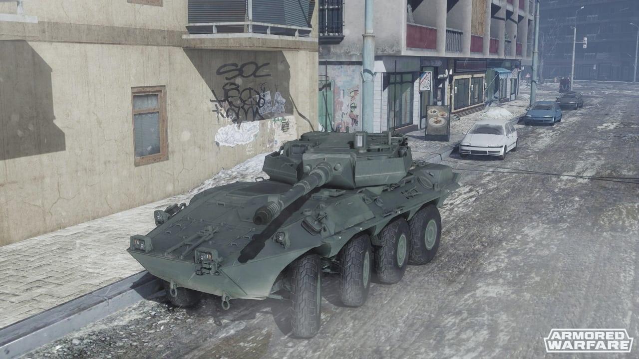 Armored Warfare - Centauro 120 screenshot 1