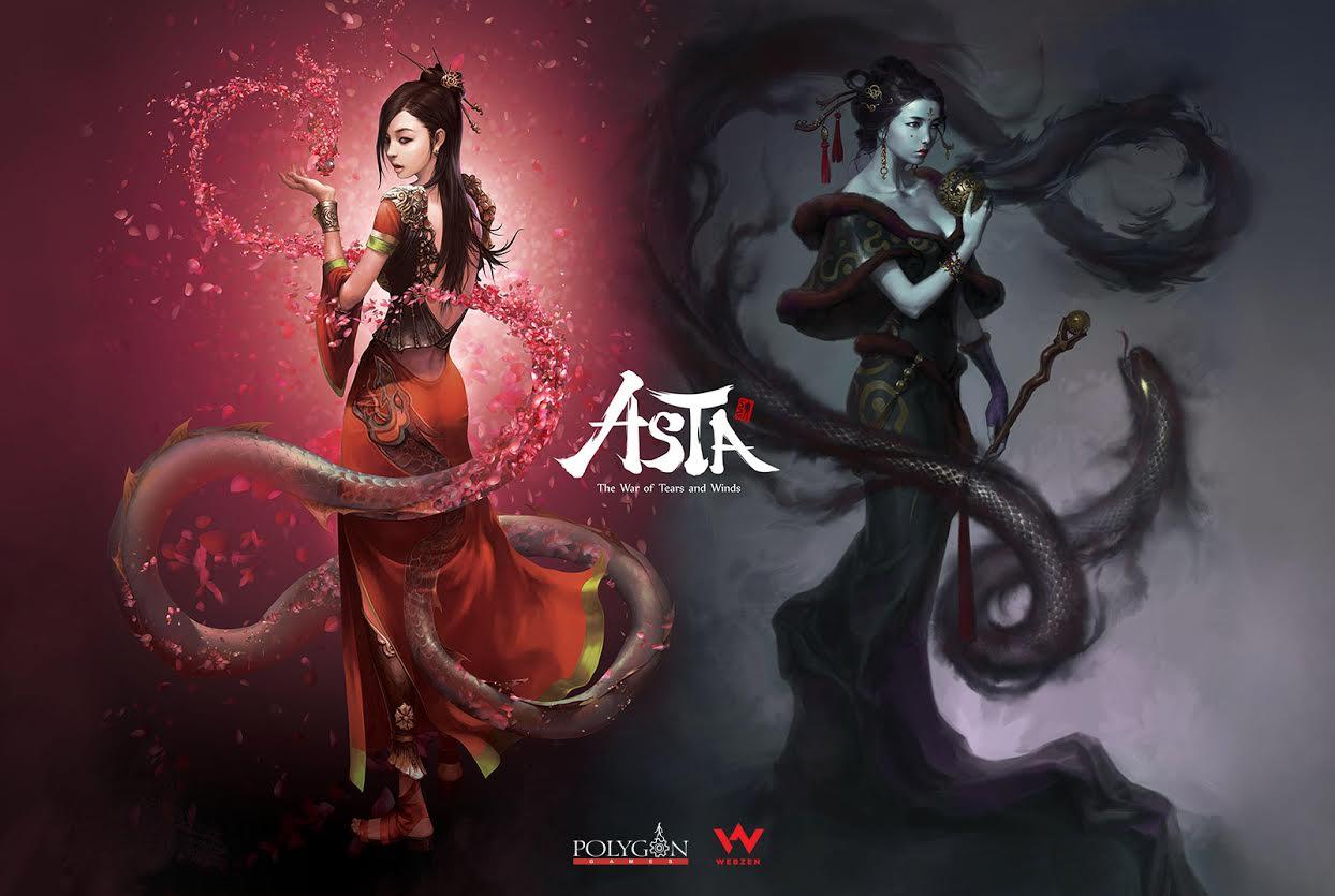 Asta - Webzen poster