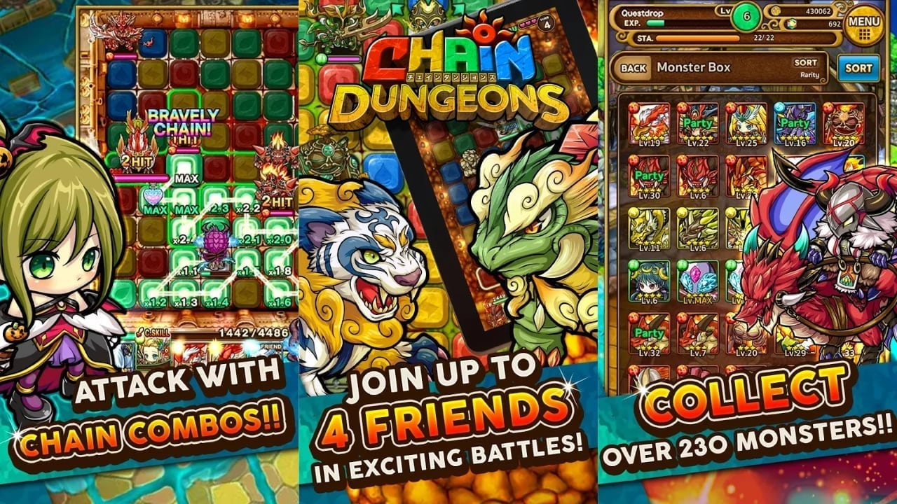 Chain Dungeons image