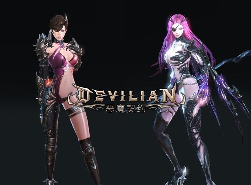 Devilian China - Kyran class