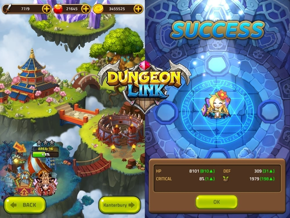 Dungeon Link Chapter 2 image 1