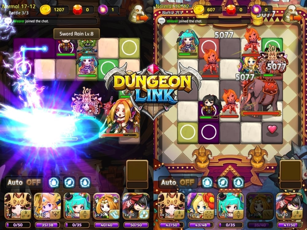 Dungeon Link Chapter 2 image 2