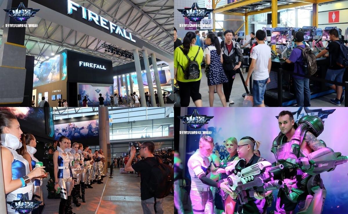 Firefall ChinaJoy 2015