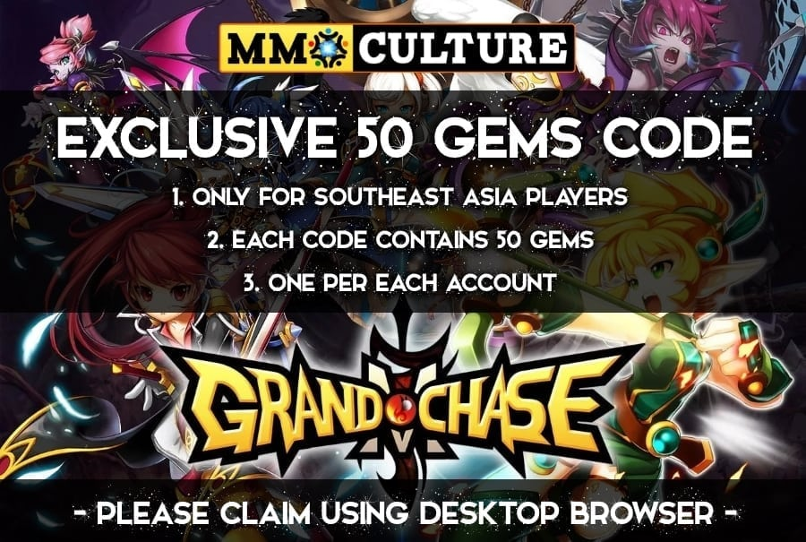 Grand Chase M event