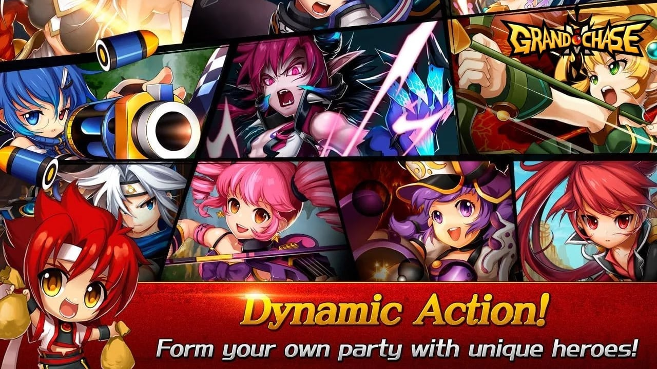 Grand Chase M image 1