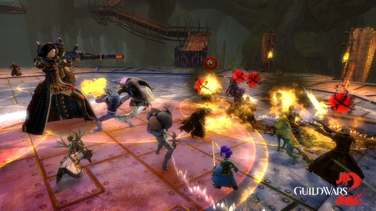 Guild Wars 2 - PAX 2015 screenshot 1
