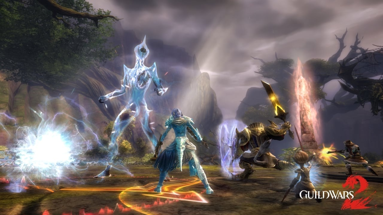 Guild Wars 2 - PAX 2015 screenshot 2