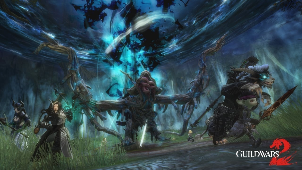 Guild Wars 2 - PAX 2015 screenshot 3