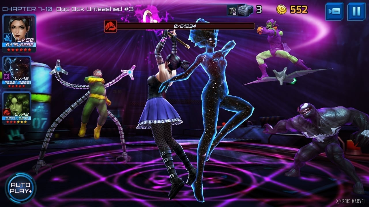 Marvel Future Fight - Secret Wars update screenshot 2