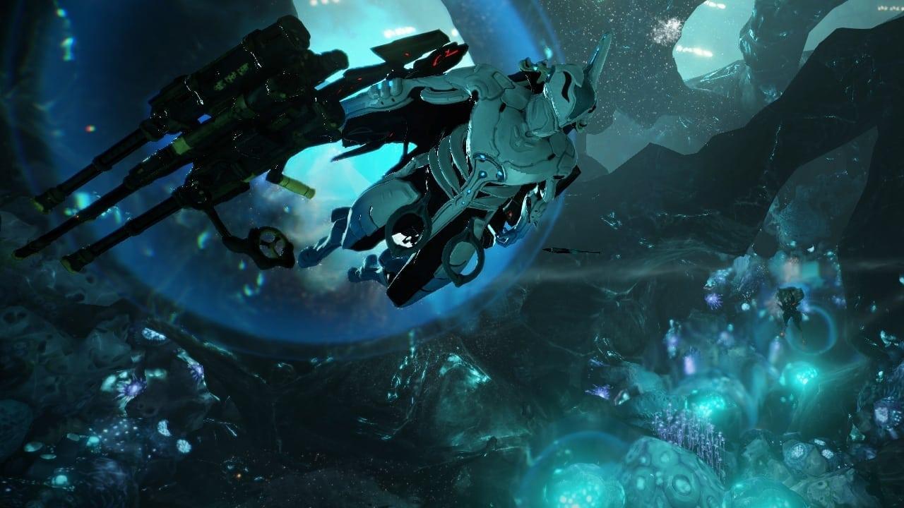 Warframe - Submersible combat screenshot 1