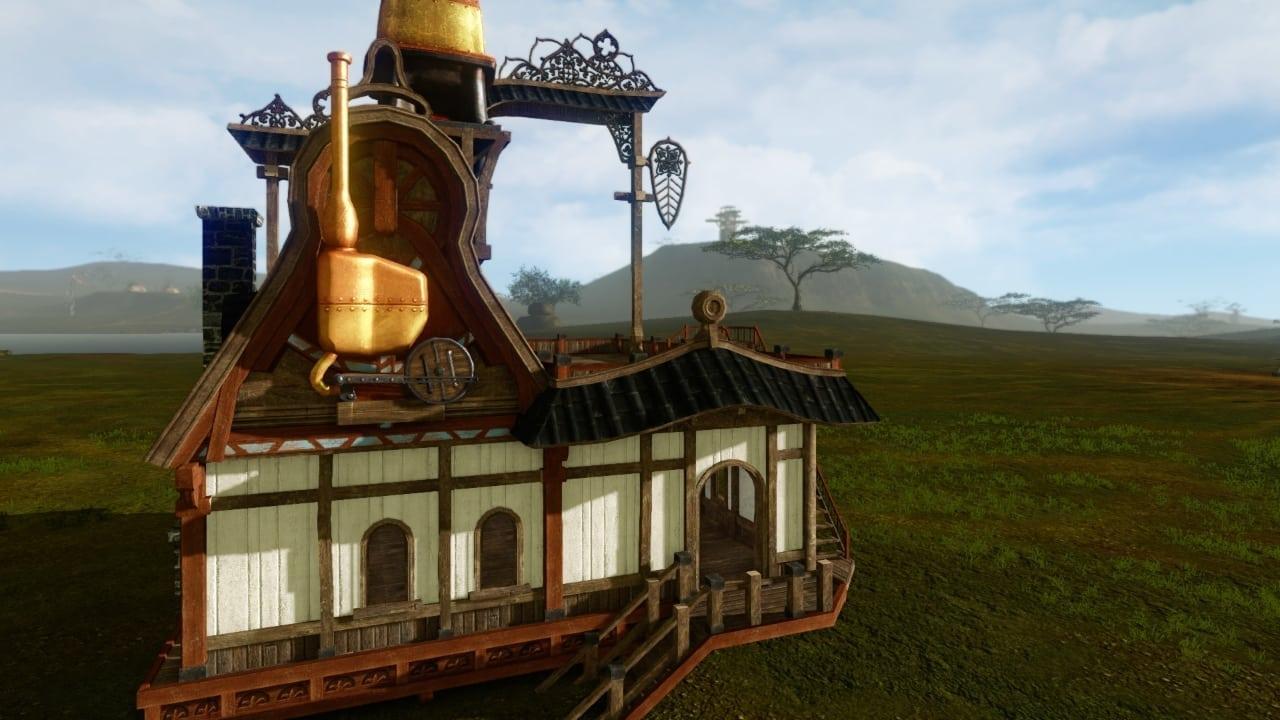 ArcheAge - Armorer's Villa