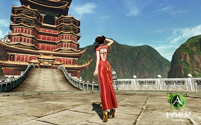 ArcheAge China screenshot