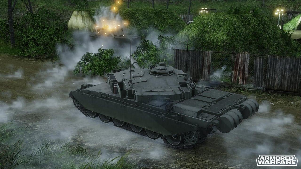 Armored Warfare screenshot 1