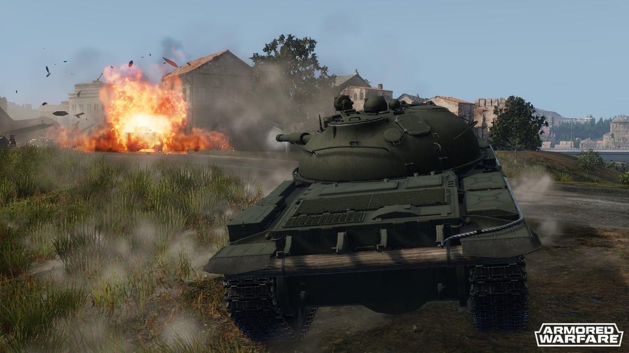 Armored Warfare screenshot 2