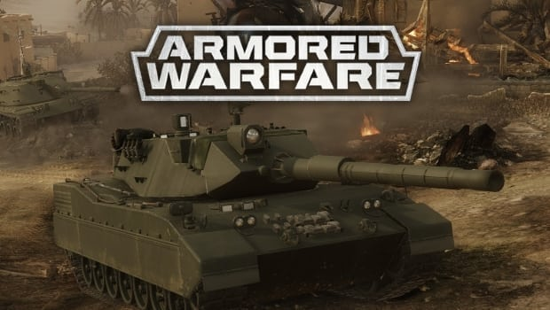 Armored Warfare Stress Test Patch Download