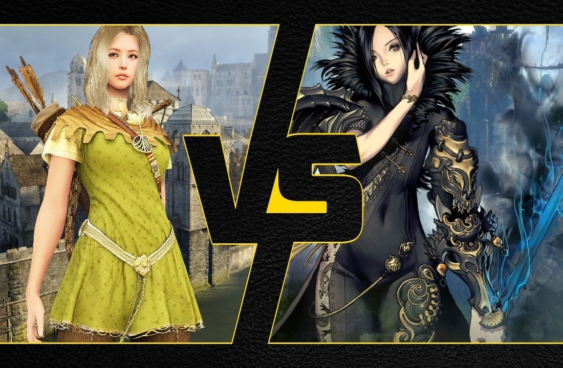 Black Desert vs Blade & Soul