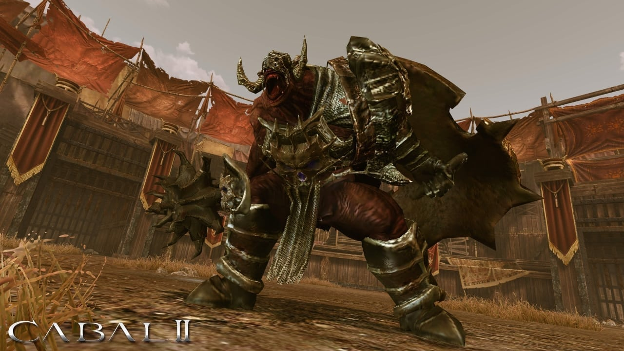 Cabal 2 PVE arena screenshot 1