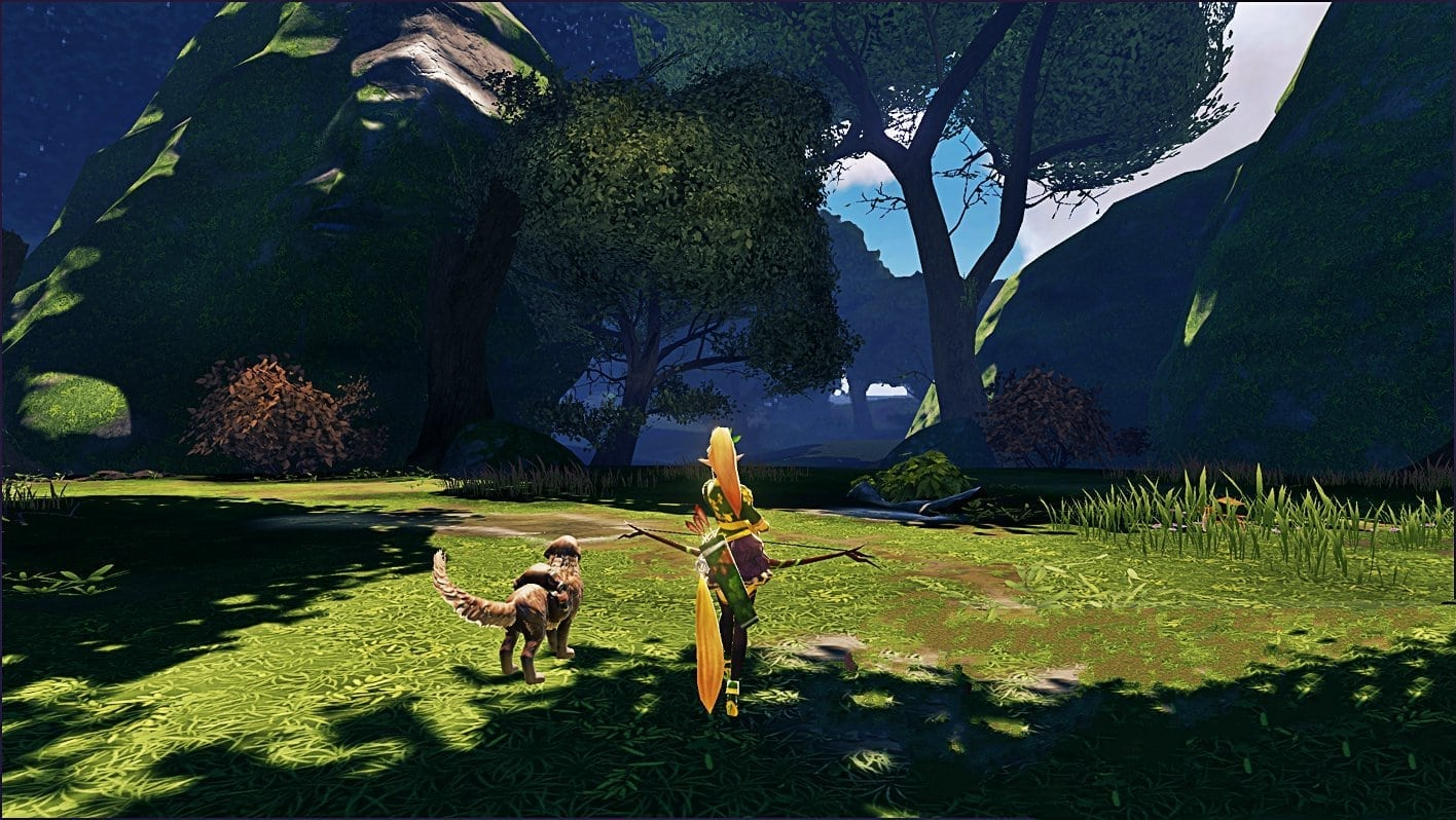 Cabal Another Epic development screenshot