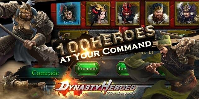 Dynasty Heroes image 1