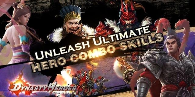 Dynasty Heroes image 2