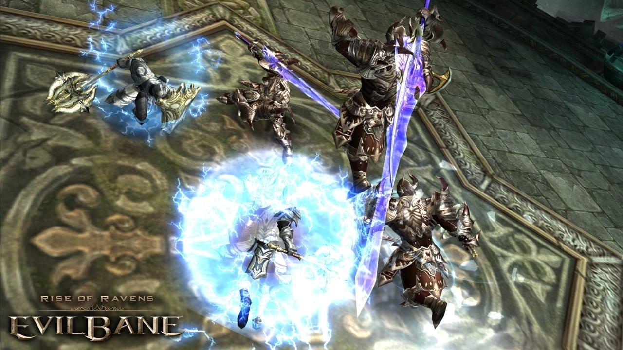 EvilBane - PVP guild screenshot