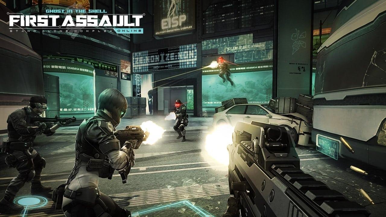 First Assault screenshot 1