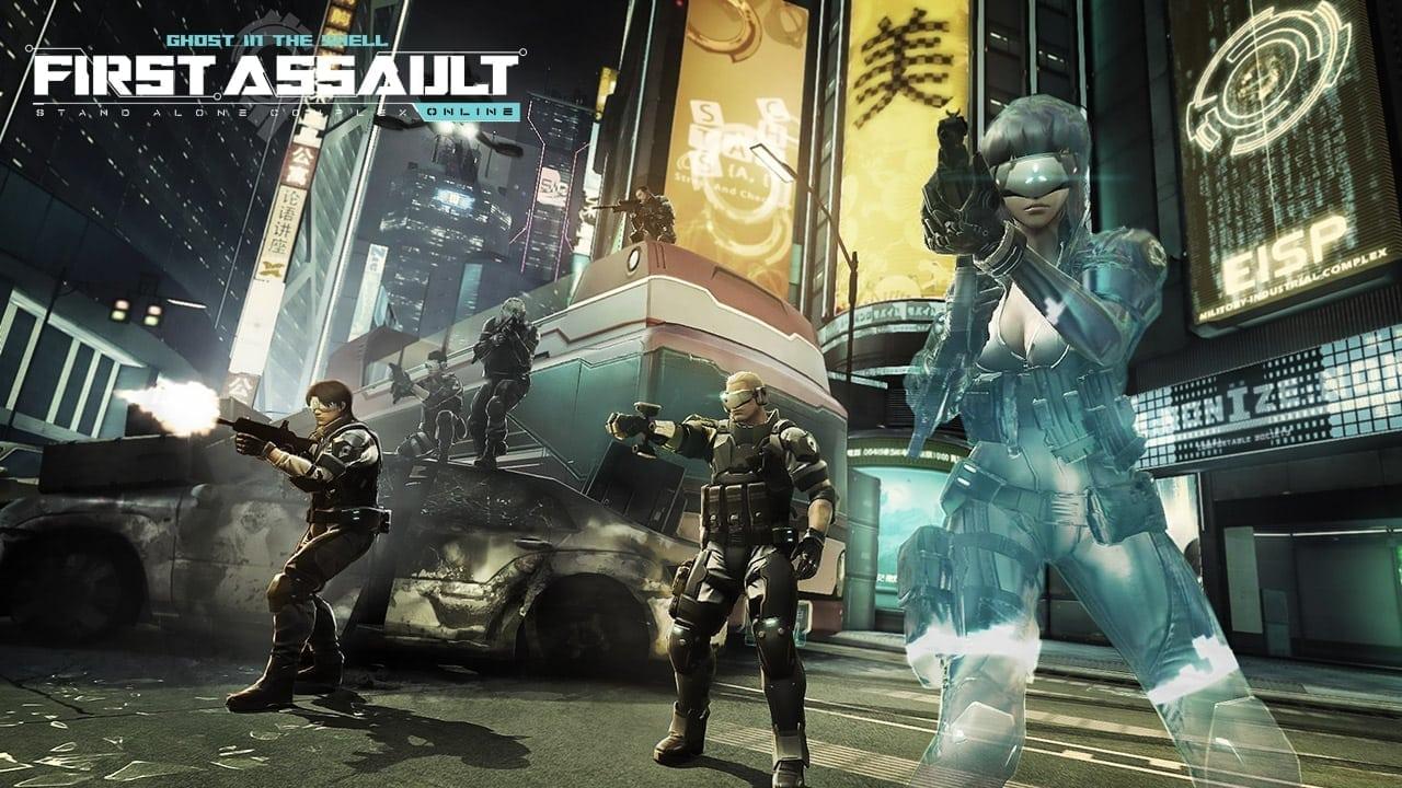 First Assault screenshot 2