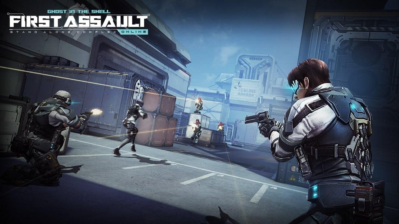 First Assault screenshot 4