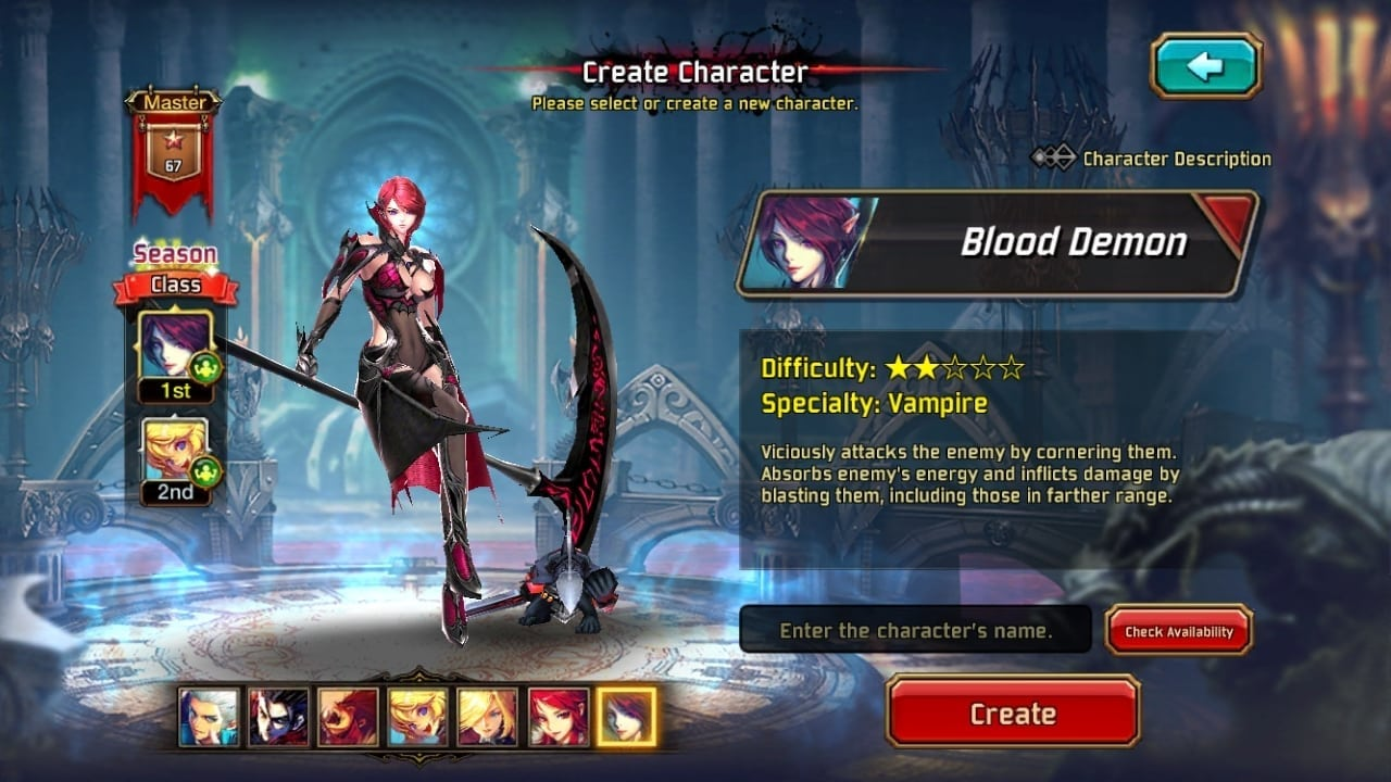 Kritika Blood Demon image 1