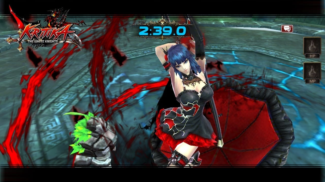 Kritika Blood Demon image 2