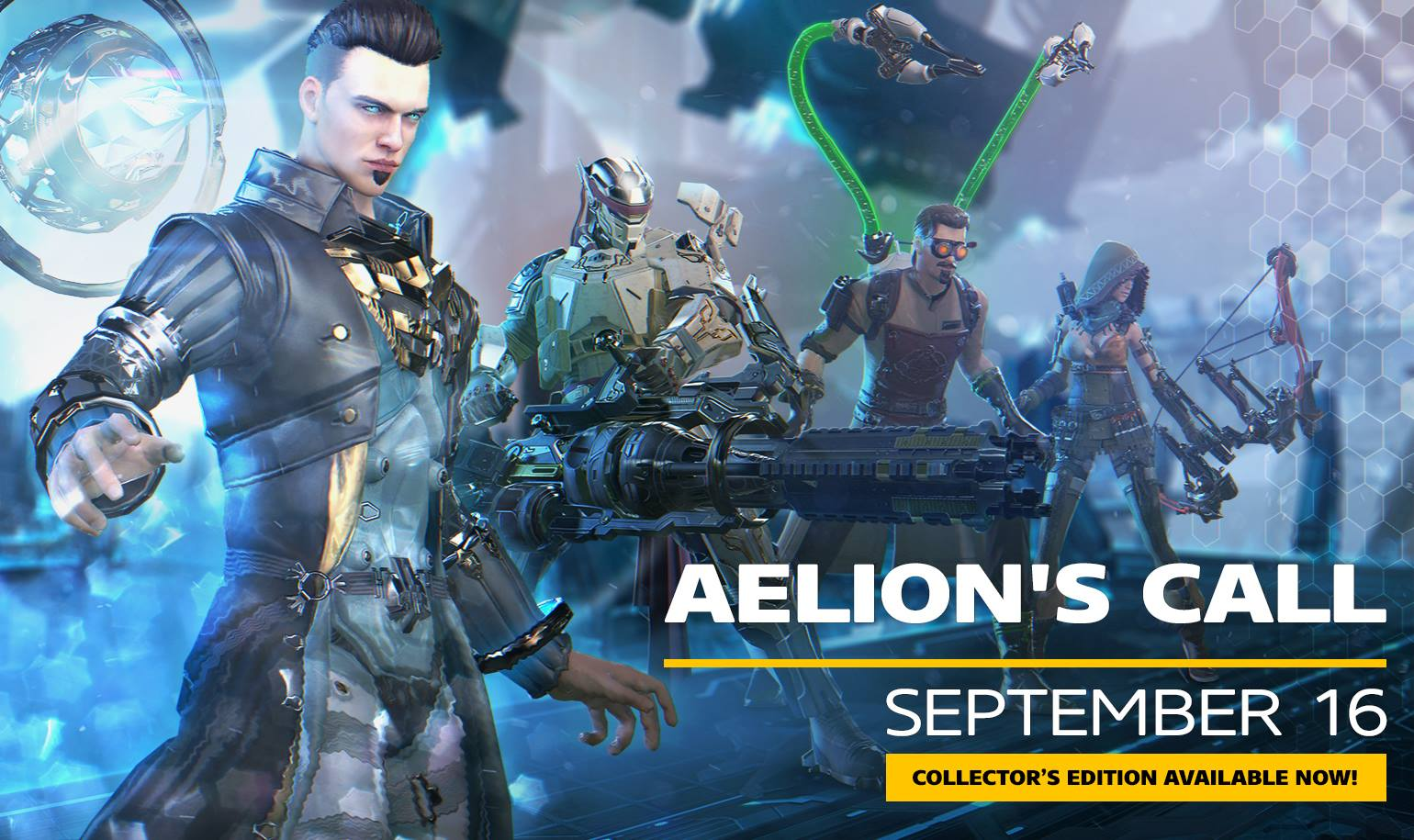 Skyforge - Aelion's Call update image