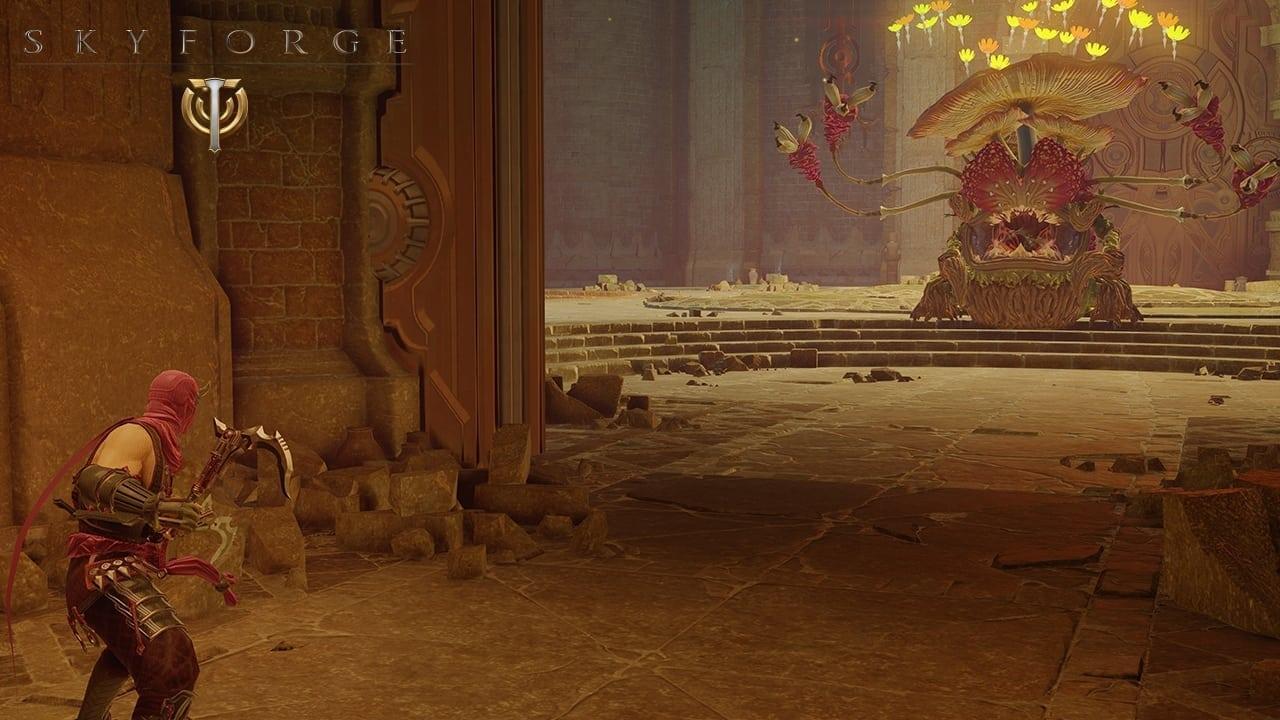 Skyforge - Hostile Territories screenshot 2