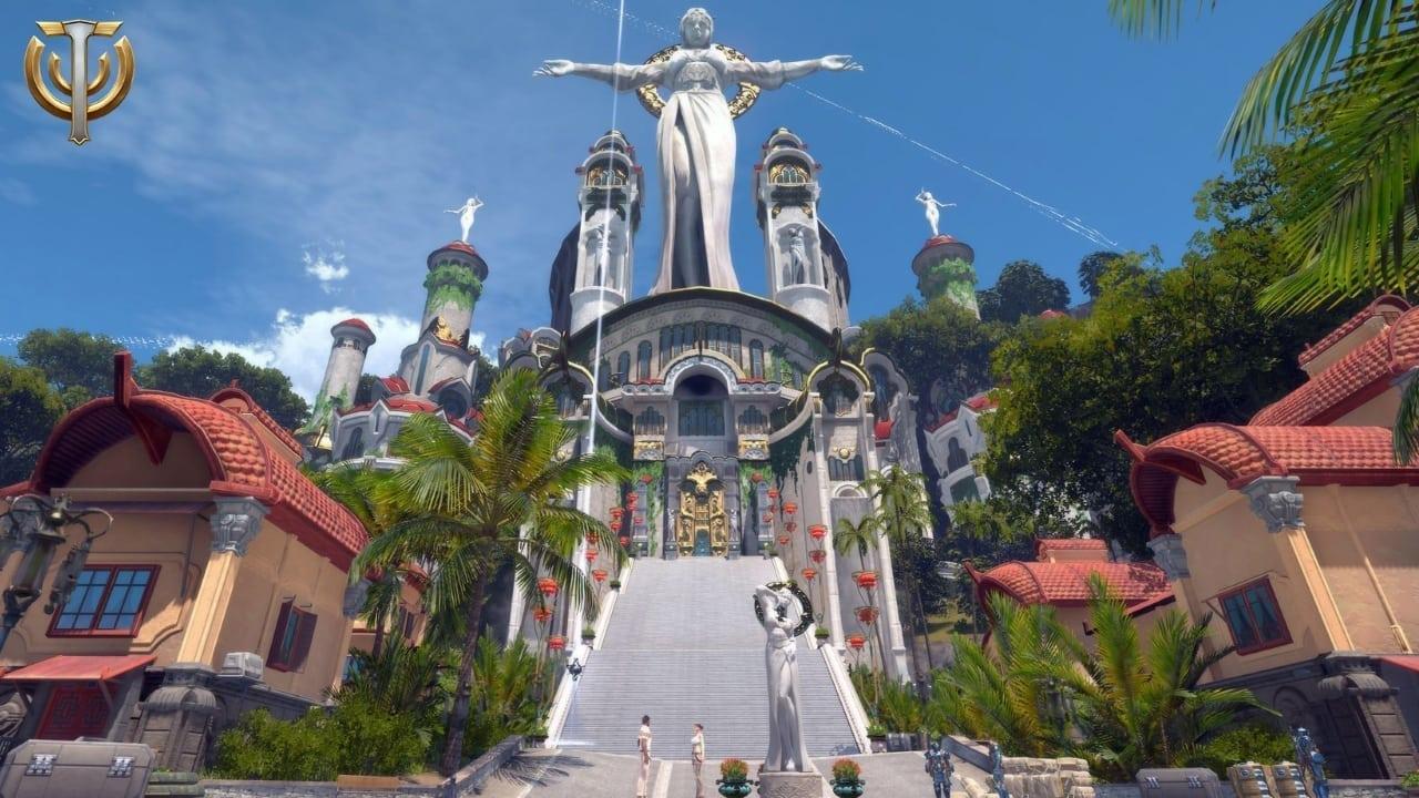 Skyforge - Thais Temple screenshot 1