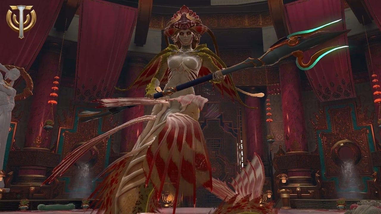 Skyforge - Thais Temple screenshot 2