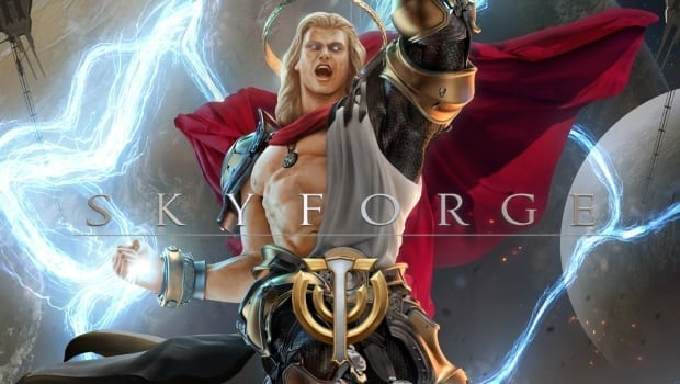 Skyforge – Premium membership and more in massive giveaway event