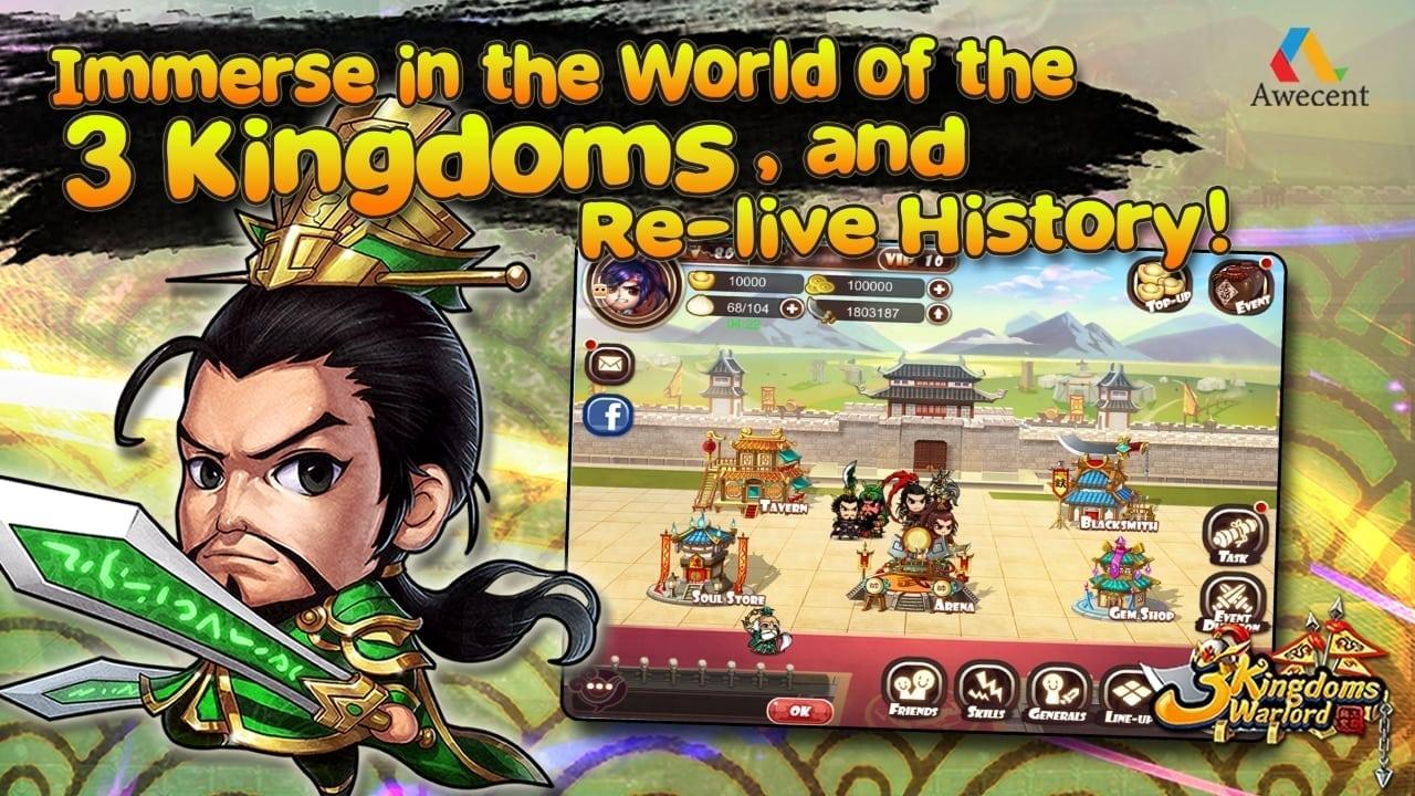 3 Kingdoms Warlord image 1