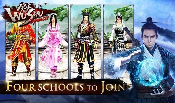 Age of Wushu Dynasty image 1