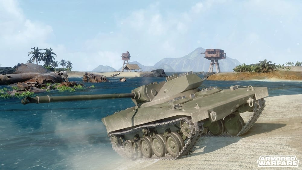 Armored Warfare - RDL-LT screenshot