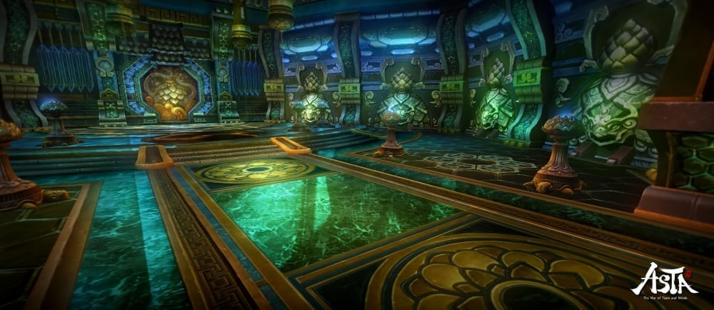 Asta - Environment screenshot 1