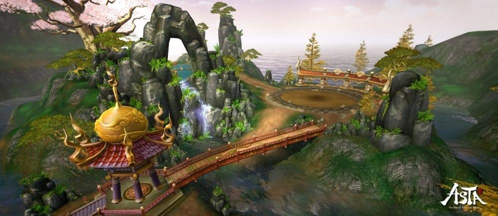 Asta - Environment screenshot 2