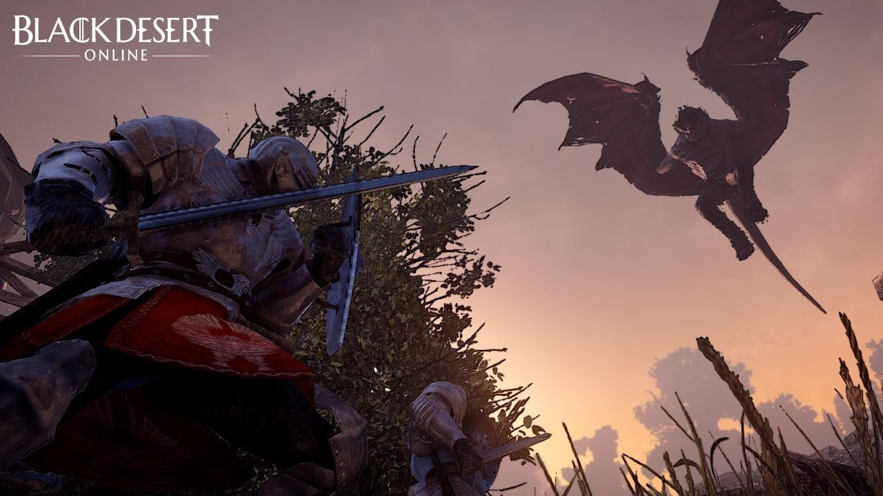 Black Desert Online screenshot 1