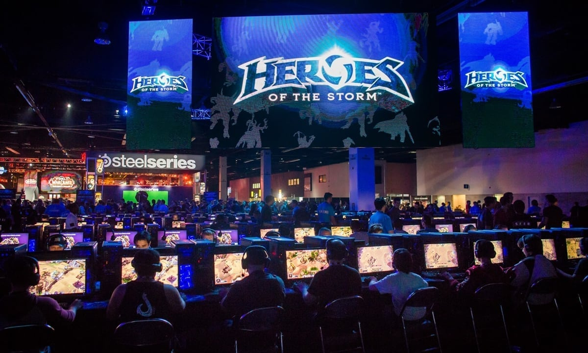Blizzard esports event photo 1