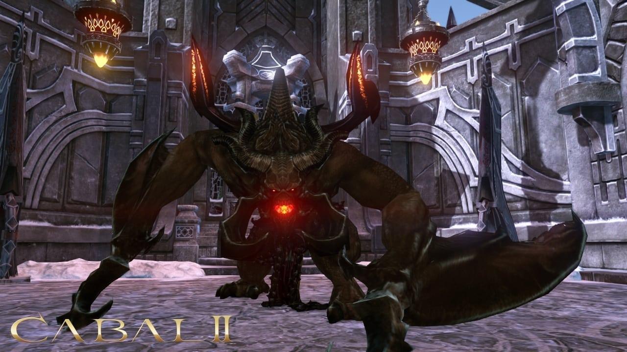 Cabal 2 - Azuma boss screenshot