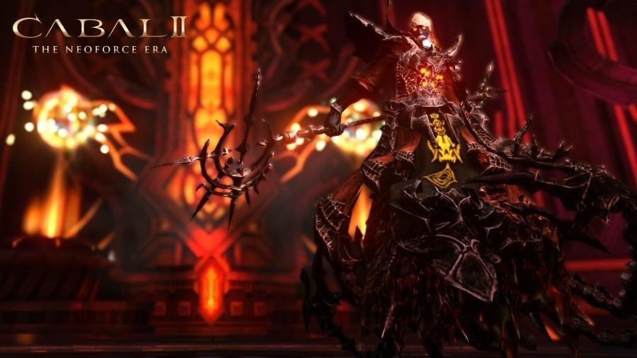 Cabal 2 Ruins of the Gods - New monster 0