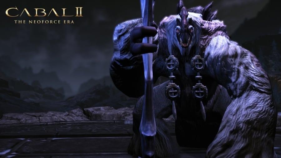 Cabal 2 Ruins of the Gods - New monster 1