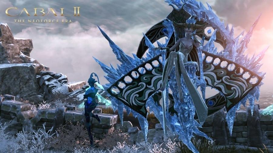 Cabal 2 Ruins of the Gods - New monster 2