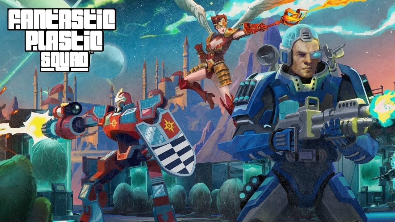 Fantastic Plastic Squad image