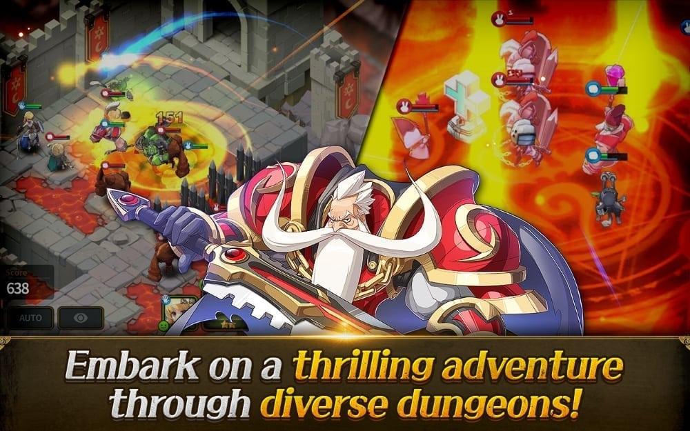 Fantasy War Tactics image 1