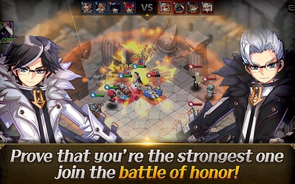 Fantasy War Tactics image 3
